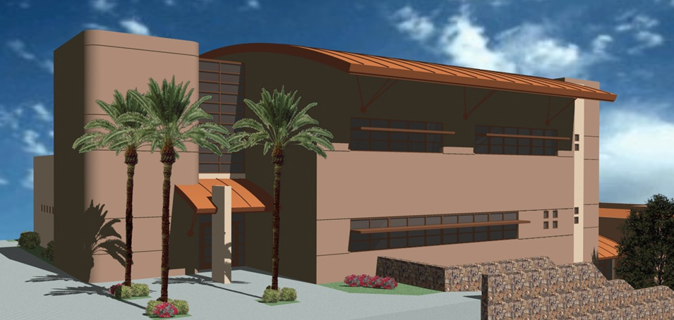 NMSU-A - Health & Science Building - Reidlinger Building