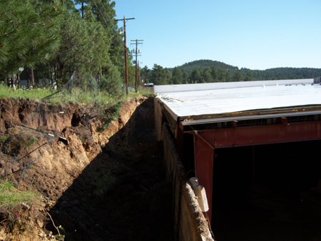 ENMU Ruidoso - Flood Damage Repairs & Replacements