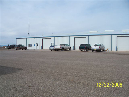 Otero County Road Department Maintenance Shop Building