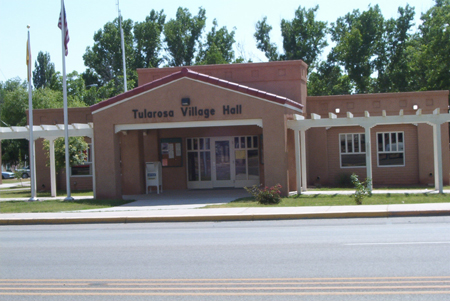 Tularosa Village Hall Renovations
