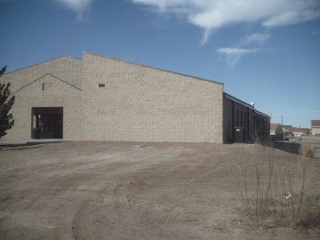 HAFB Building 647 - School Age Program Classroom Addition
