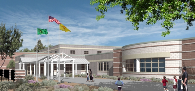 Santa Fe Public Schools - Aspen Community K-8 School Phase 2 Addition & Renovations