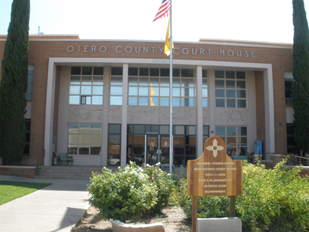Otero County Courthouse Remodel