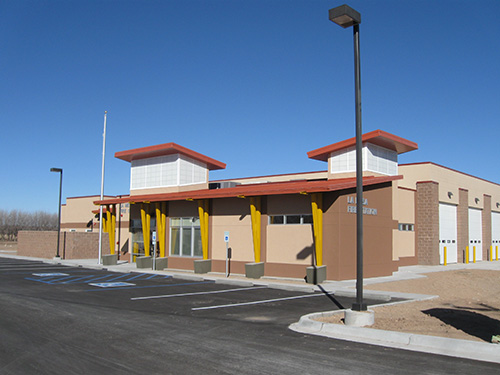 La Mesa Volunteer Fire Station