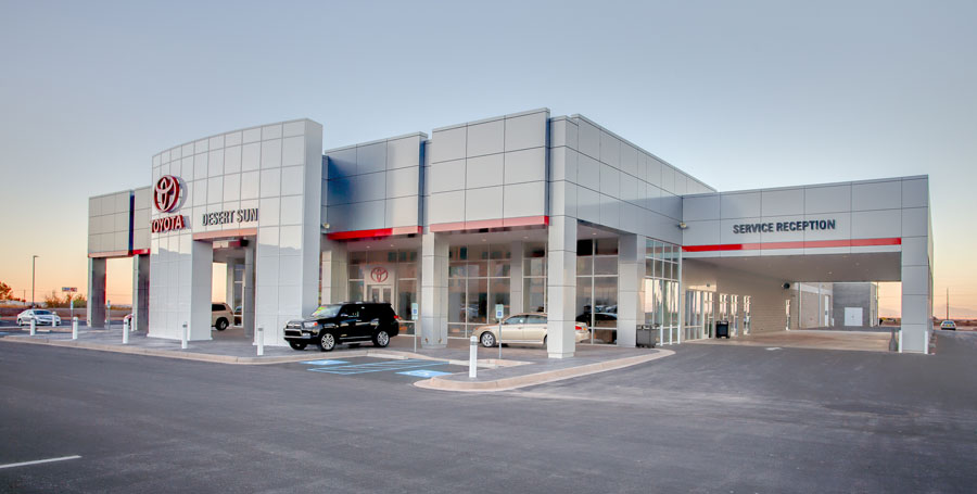 Project desert sun toyota white sands construction inc for Desert sun motors toyota alamogordo