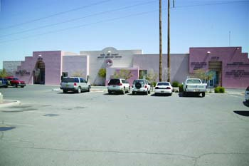 Dona Ana County Health Services Center