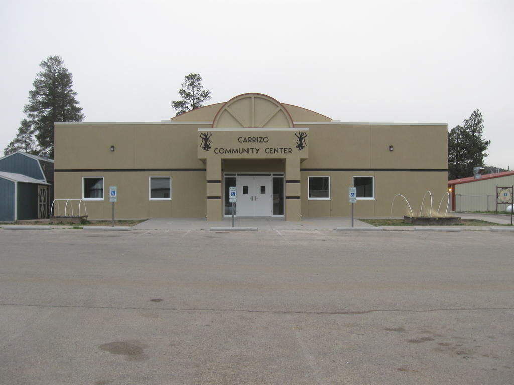 Carrizo Community Center Renovations