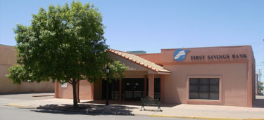 Alamogordo First Federal Savings Bank of New Mexico