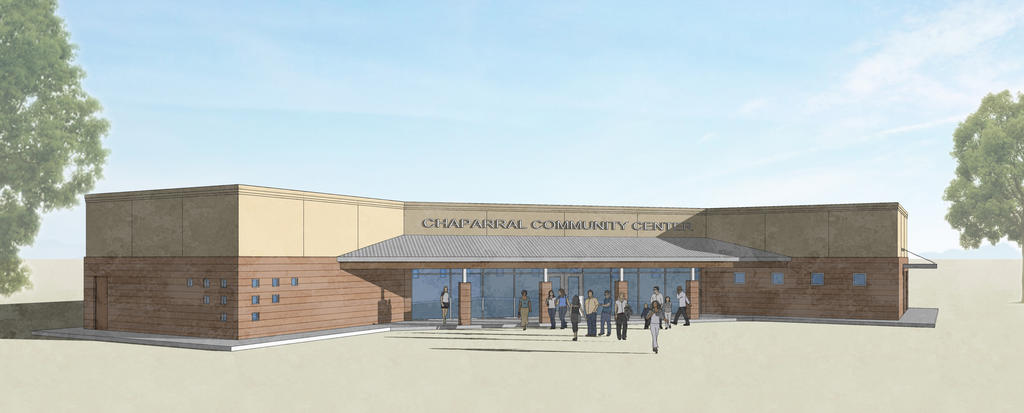 Chaparral Community Center