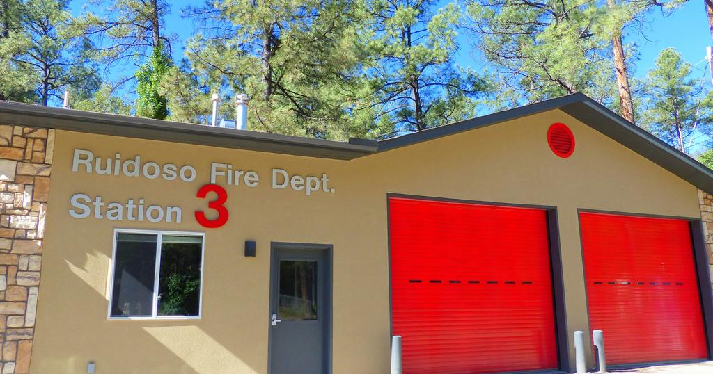 Ruidoso Fire Station #3 - Additions/Renovations