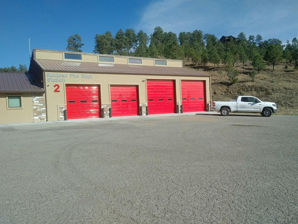 Ruidoso Fire Station #2 - Renovations - Phase 2